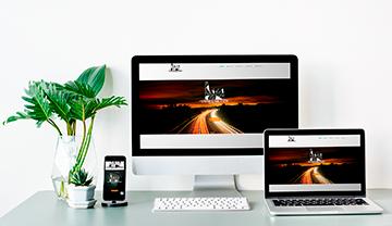 desarrollo web de empresa audiovisual